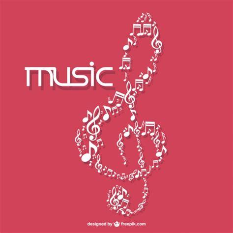 imagenes notas musicales gratis vector de notas musicales descargar vectores gratis
