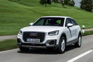 Audi Q2 New Audi Q2 1 0 Tfsi 2016 Review Pictures Auto Express
