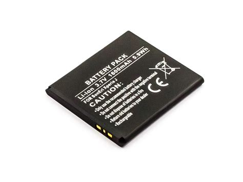 Baterai Battery Sony Ba900 Power 2 replacement battery suitable for sony xperia ba900 j gx
