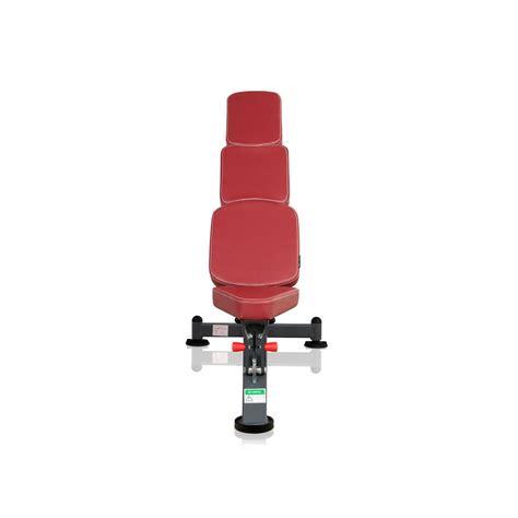 bench exercise adjustable workout bench marbo sport mp l202 insportline