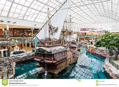 stores in alberta west edmonton mall in alberta canada editorial photography image 50614302