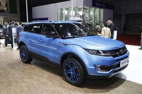 No Issues With Land Rover Over Chinese Range Rover