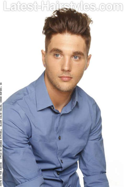 Attractive Hairstyles For Guys by Attractive Hairstyles For Guys Immodell Net
