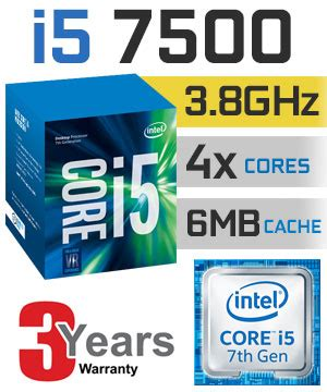 Intel I5 7500 by Intel I5 7500 Processor Best Deal South Africa