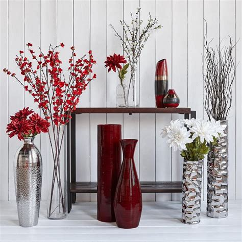 home decor flower best 25 floor vases ideas on decorating vases