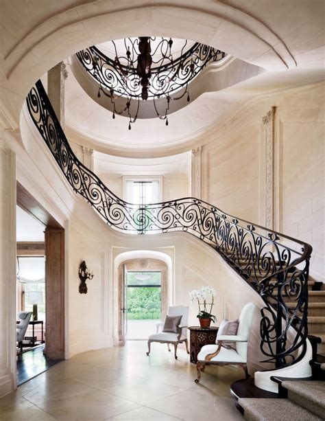 main entrance hall design landmark htons estate villa maria dk decor