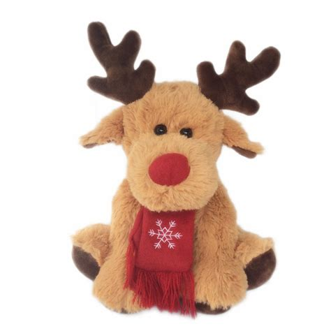 soft toy reindeer reindeer stuffed animal buy soft toy