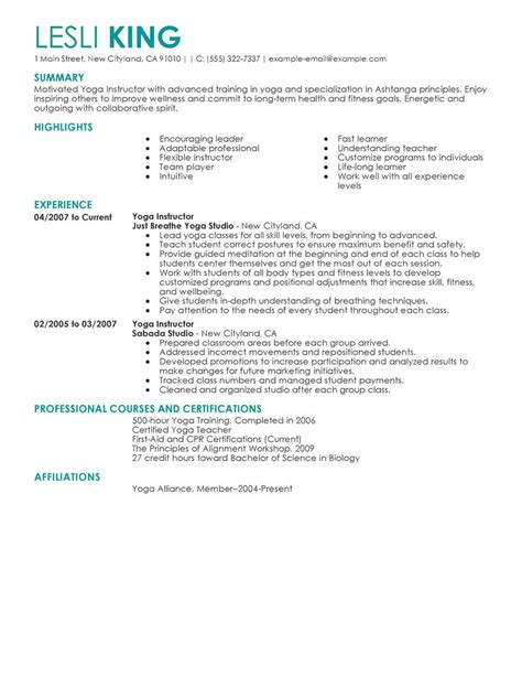 Cpr Trainer Cover Letter by Cpr Trainer Sle Resume Business Accountant Cover Letter