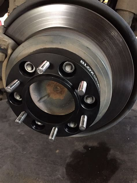 Toyota Wheel Spacers Bloxsport Wheel Spacers For Toyota Land Cruiser Prado