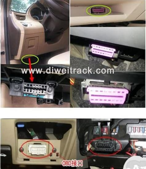 tracking device for a car obd2 car gps tracker and play gps tracking device