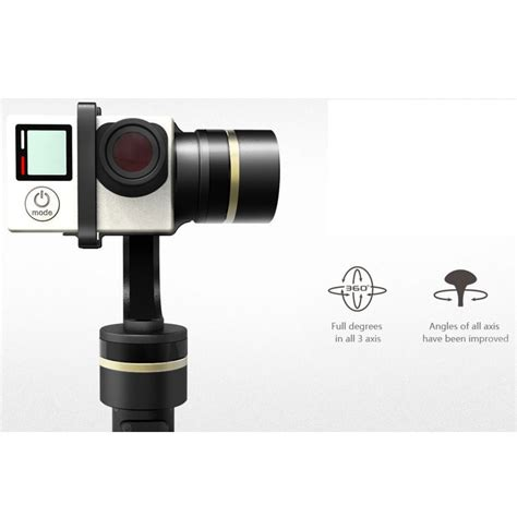 Gopro 4 Black Jakarta feiyu tech fy g4s 3 axis handheld steady gimbal for gopro