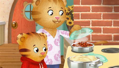 daniel has an allergy daniel tiger s neighborhood books daniel tiger s veggie spaghetti recipe gluten free