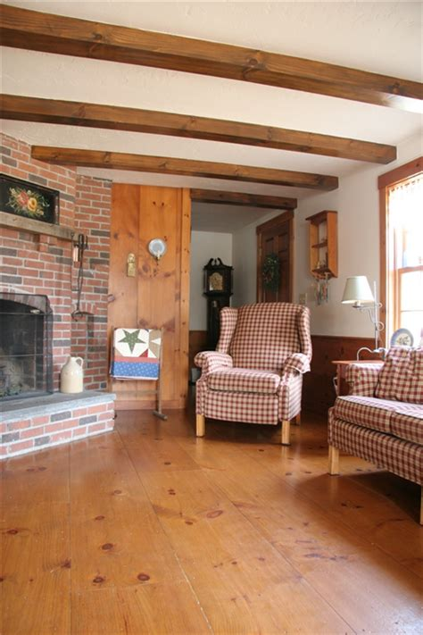 Eastern White Pine Flooring   Unfinished White Pine Plank
