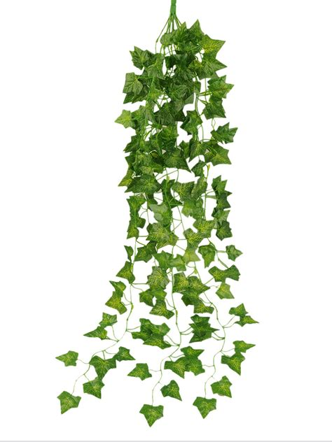 houseplant vine artificial garden green plant hanging vine plant leaves