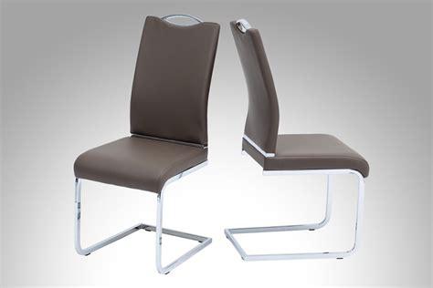 chaise de salle a manger design marron pina zd1 c d ec 179 jpg