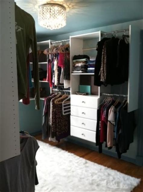 Martha Living Closet by Martha Stewart Living 4 Ft 8 Ft Classic White Deluxe