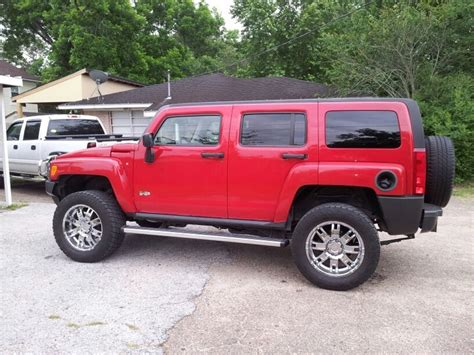 hummer h3 kits hummer h3 after lift kit and wheels spedmaster747