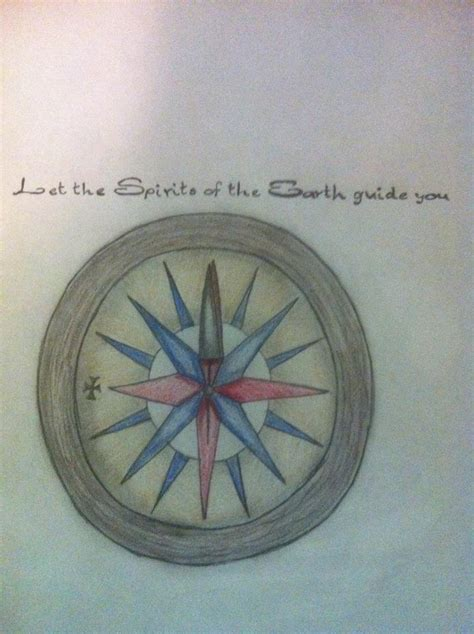 compass tattoo with quote pocahontas compass request by