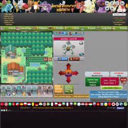 Game free online pokemon mmo rpg game pokemon pets game play