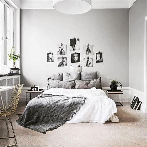 White And Grey Bedroom Designs Quarto Branco Moderno Decorado Fotos E Minimalista Quarto Pinterest Quartos