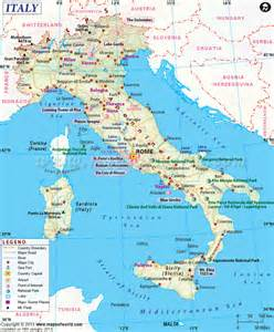 italy travel guide travel map of italy