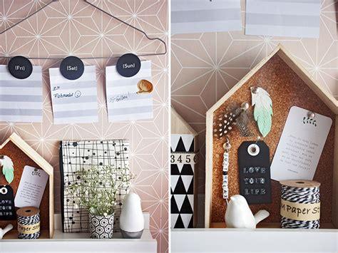 pinnwand ideen diy pinnwand aus kork im arbeitszimmer sch 246 n bei dir by