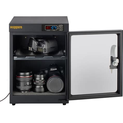 ruggard electronic dry cabinet 30l fight lens fungus with this new electronic dry cabinet for