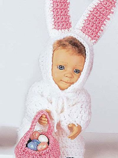 babies accessories crochet accessories easter bunny baby doll costume