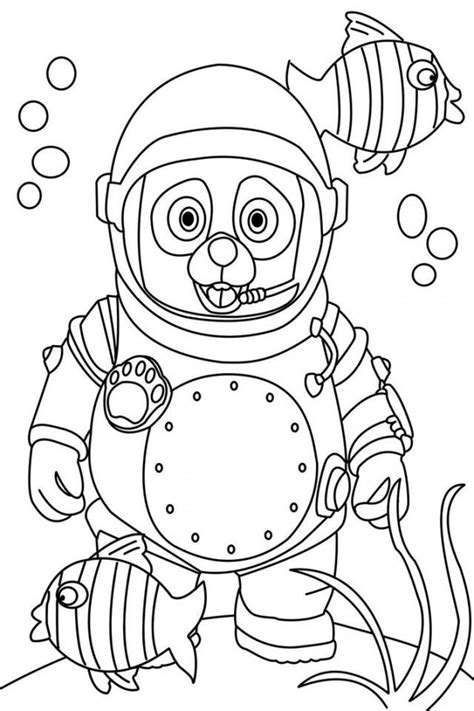 agent oso coloring pages az coloring pages
