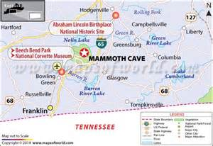 map kentucky park mammoth cave national park kentucky usa map facts best time to visit location