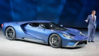 new high performance cars the all new ultra high performance ford gt supercar is