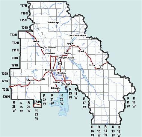 Plat Maps by Flathead County Gis
