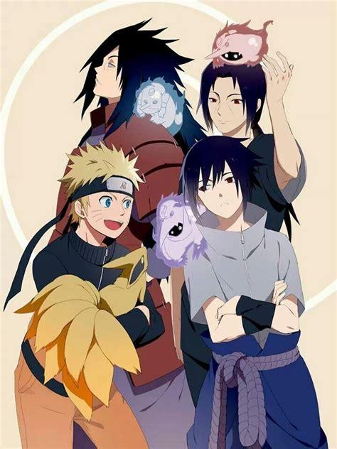 wallpaper anak orochimaru madara itachi sasuke and naruto naruto shippuden
