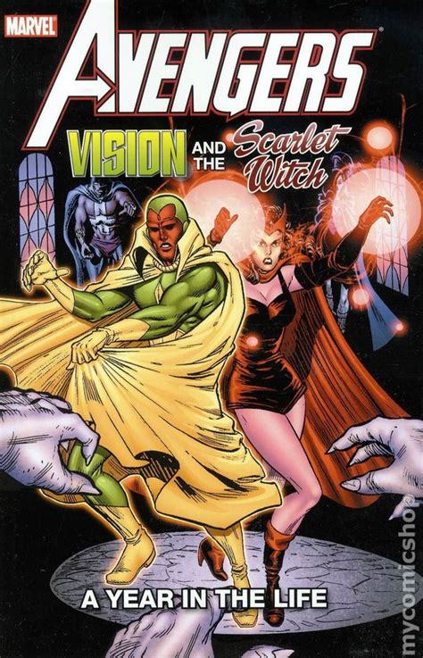 Vision And The Scarlet Witch Tpb 2005 Marvel comic books in vision scarlet witch