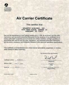 Diploma In Air Cargo Courier Management Atlantic Airlines Flights To 87 Florida Cities