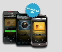 soundhound android soundhound app now supports unlimited track ids eurodroid