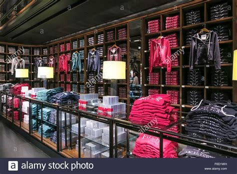 anthropologie store interior nyc stock photo royalty free image 60960993 alamy abercrombie fitch flagship store interior fifth avenue