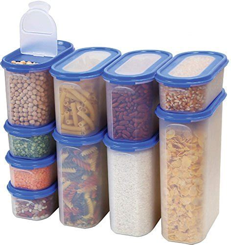 Food Storage Containers Set  STACKO  20 PC. SET   Airtight