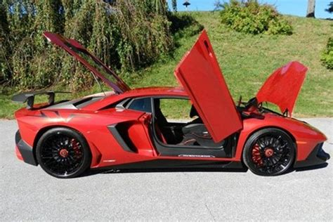 Lamborghini Aventador To Buy Why You Should Buy A Lamborghini Aventador Sv