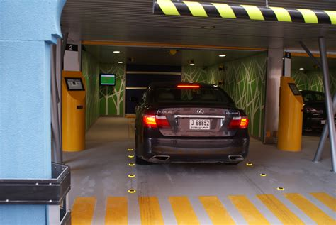 Lighting Requirements For Car Parks Robotic Parking Systems Significantly Reduce Lighting