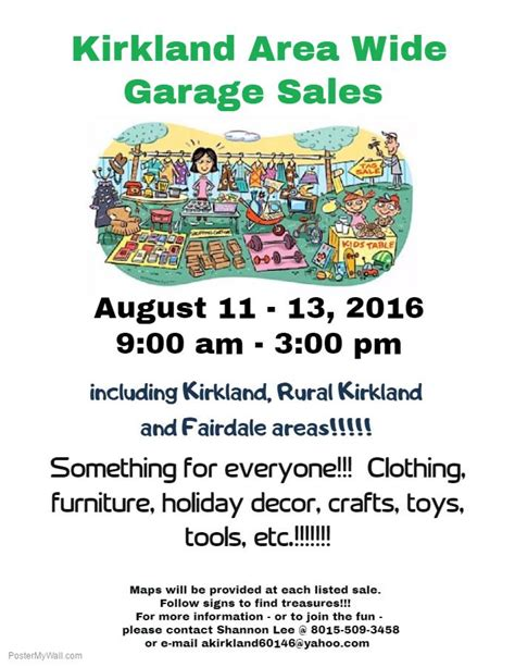 Garage Sales In The Area Bridges Of Rivermist Garage Sales This Weekend Dekalb