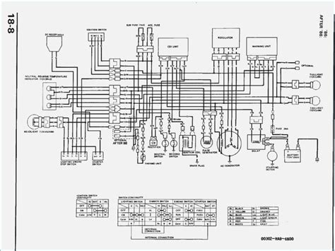 trx250 wiring diagram wiring diagram and schematics