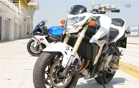 Motorrad Gabel Weicher Machen by Suzuki Gsr750 Am Ring Testbericht