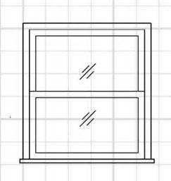 Architectural Drafting For Interior Designers by Drafting A Window Drafting Modeling And 3d Printing