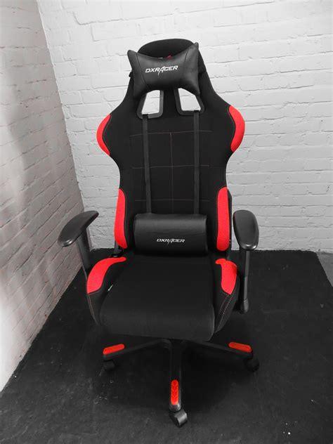 Pc Gaming Chair Dxracer Formula Gaming Chair Im Test