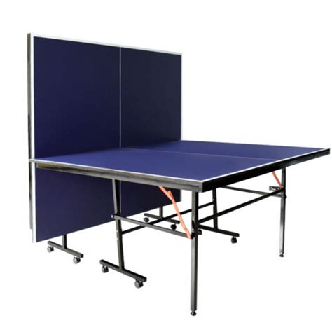 Folding Ping Pong Table Folding Indoor Outdoor Table Tennis Ping Pong Table Size Adjustable Uk