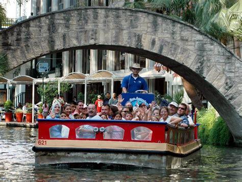 boat service san antonio travel tuesday a family adventure on the san antonio
