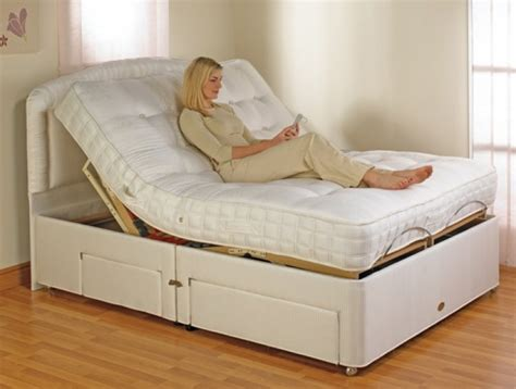 furmanac mibed emily 6ft kingsize electric adjustable bed by mibed