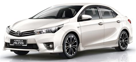Toyota Altis Images 2014 Toyota Corolla Altis Malaysian Prices Confirmed