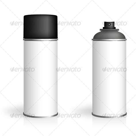 aerosol spray can graphicriver